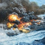 The USS Laffey Survived Waves of Kamikazes Off Okinawa