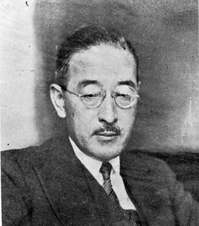 Saburo Kurusu, Japanese ambassador to Germany, later met with U.S. Secretary of State Cordell in Washington, D.C., on December 7, 1941, the day of the attack on Pearl Harbor.