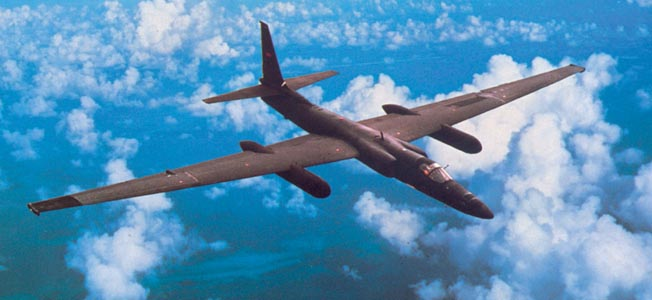 Helped by a fur cap and doctored magazine photos, the U-2 spy plane's missions during the Cold War reaped a good deal of useful information.