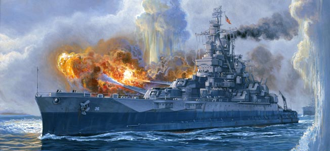 A former sailor recalls his ship's participation in one of the most momentous events of World War II, from Pearl Harbor, to Normandy, to Iwo Jima.