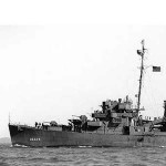 The USS England and the Invasion of the South Pacific