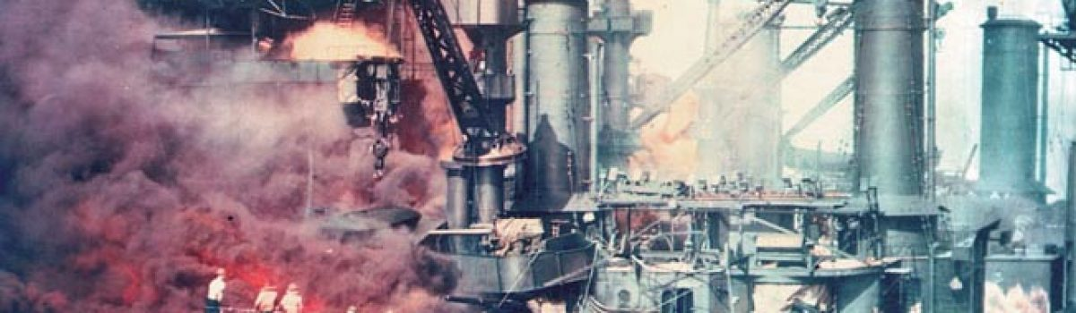 How the Men of the USS West Virginia Died During Pearl Harbor