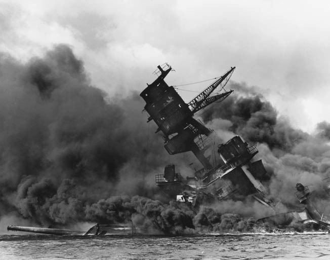 The American people were isolationist and firmly against involvement in foreign affairs—until the surprise Japanese attack on Pearl Harbor.