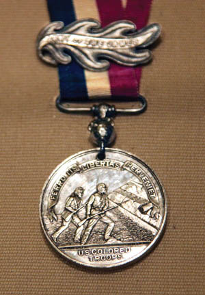 Maj. Gen. Benjamin Butler's privately commissioned Butler Medal.