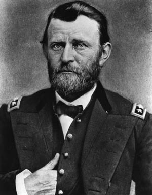 Ulysses S. Grant led Union forces to victory over the Confederate Army of Northern Virginia in the Civil War and became President of the United States.
