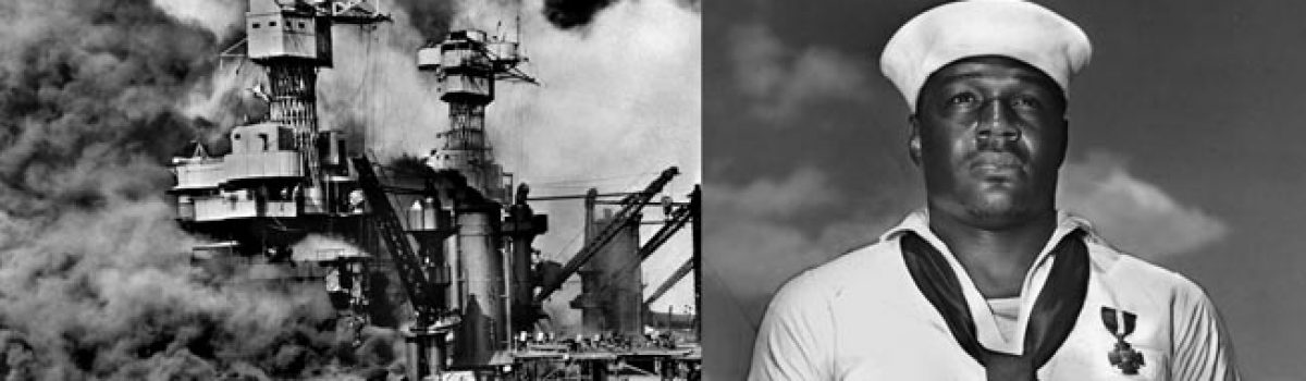Dorie Miller: A Mess Boy's Heroism at Pearl Harbor