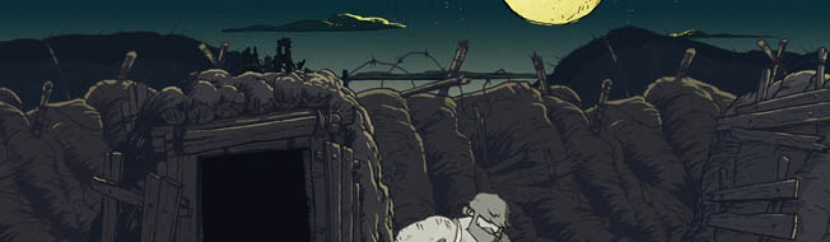 Game Features: Revisiting Valiant Hearts: The Great War