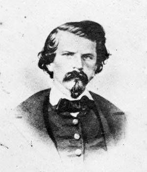 Maj. Gen. Earl Van Dorn suffered a major defeat at Pea Ridge, Arkansas, in March 1862 due to a lack of coordination among several different Confederate commands.