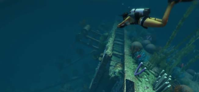 Vertigo Games takes you into the ocean depths to explore the German battleship Bismarck and HMS Hood in World of Diving.