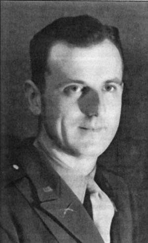 Captain Taylor Fellers led Company A, 116th Infantry Regiment; he was killed at Vierville