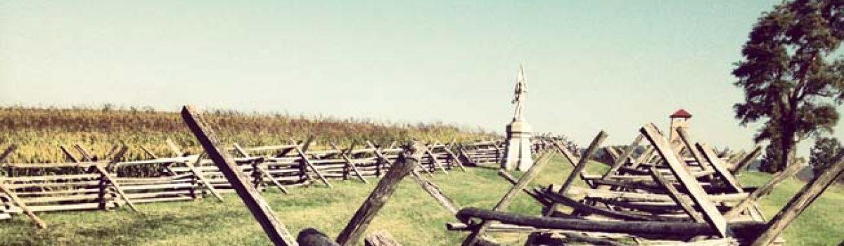 Harvest of Death: Visiting Antietam National Battlefield
