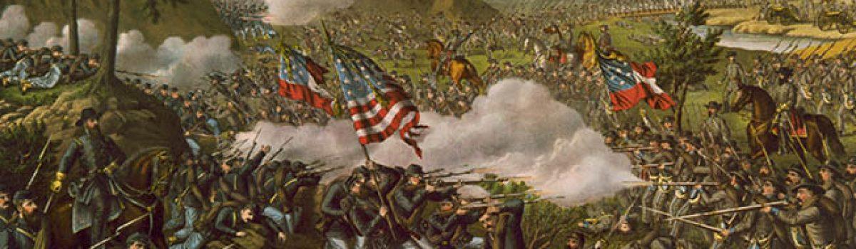 Visiting the Battle of Chickamauga