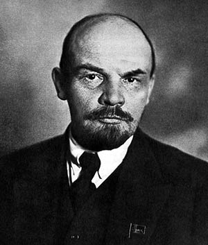 Germany had facilitated the return of Vladimir Ilyich Lenin, the Bolshevik revolutionary leader, to Russia to foment civil unrest and knock Russia out of World War I.