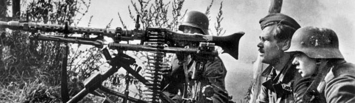 Saga of a Volksdeutscher: German Pole Goes to War