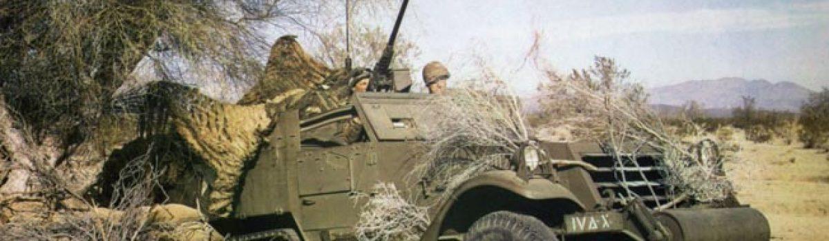Company B's Tunisian Offensive
