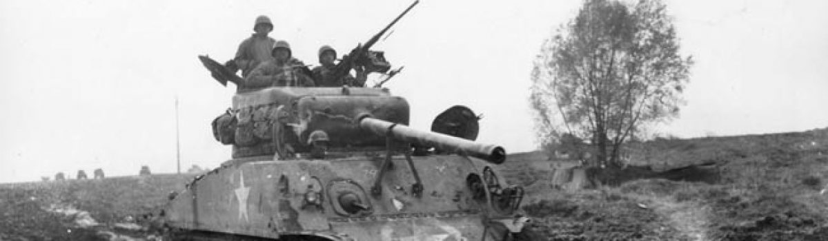 George S. Patton's Magnificent Panthers: The 761st Tank Battalion