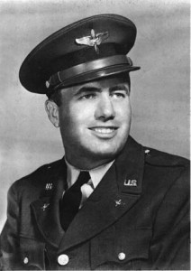 Lieutenant Herbert T. Goodrich flew numerous combat missions aboard a Consolidated B-24 Liberator of the 90th Bomb Group in the Southwest Pacific.