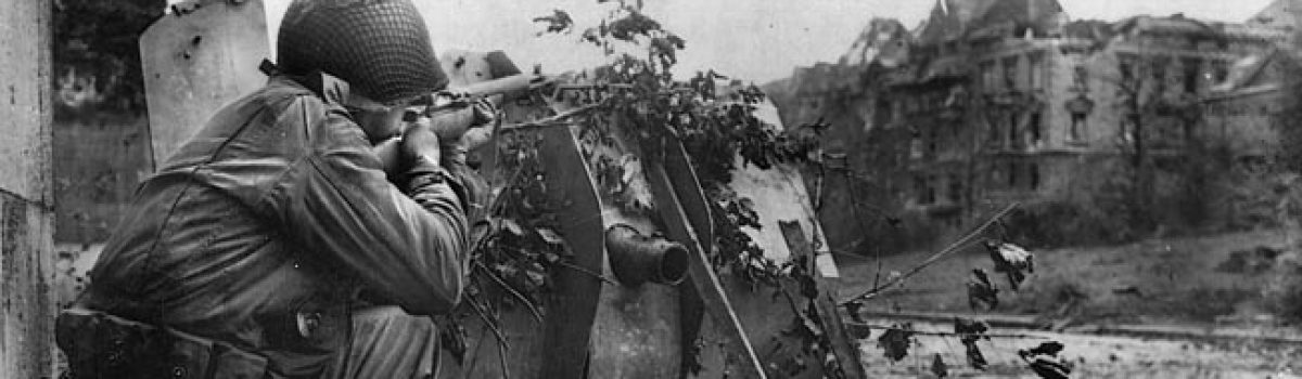 The Battle for Aachen