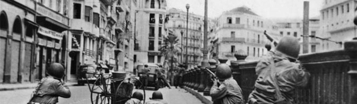 Daring Raid on Algiers Harbor