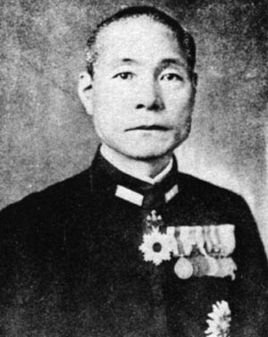 Rear Admiral Gunichi Mikawa commanded the Japanese Eighth Fleet, which held the upper hand throughout the Battle of Savo Island.