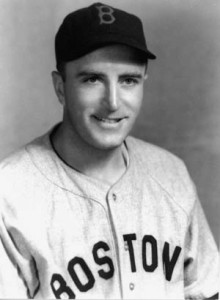 Pitcher Denny Gatehouse pulled a double-duty on the mound and in a factory.