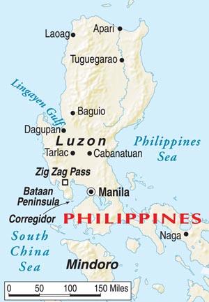 W-Bataan Map-2 4C Jun18