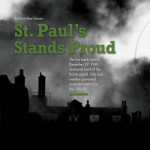 Luftwaffe Raids: St. Paul's Stands Proud