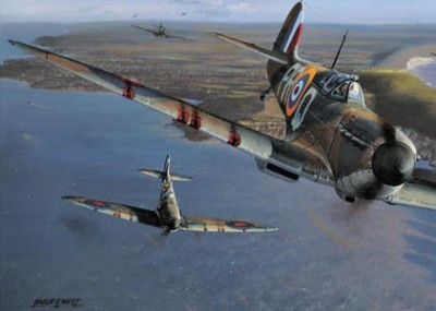 The Battle of Britain: Leadership and Logistics in Britain's Skies