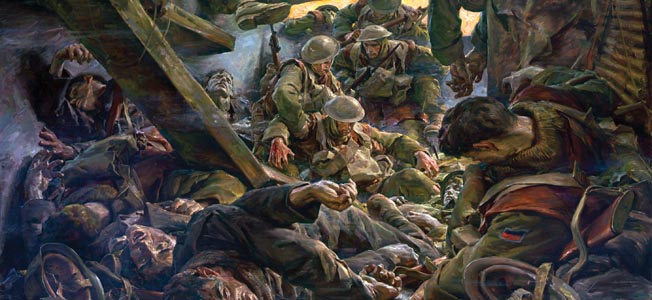 Sir Richard O' Connor and Operation Compass stunned the Italian forces in North Africa.