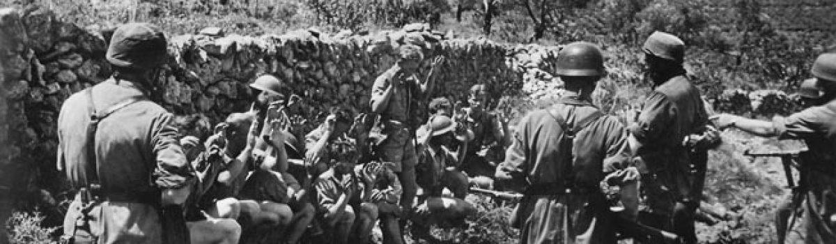 ANZACs at Maleme