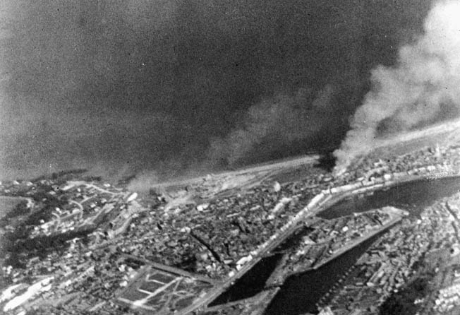 American pilots serving in the Royal Air Force flew missions in support of the abortive 1942 raid on the French coastal town.