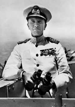 British Captain William Tennant was entrusted with rescuing the British army from Dunkirk.