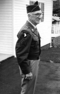 "Cpl. William ""Bill"" Bowser."