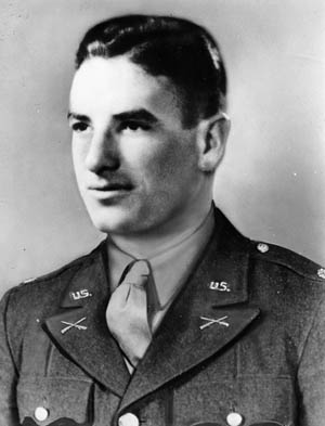 Lt. Col. Robert Cole, commander of the 3rd Battalion, 502nd Parachute Infantry Regiment.