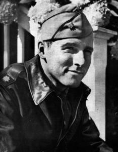 Major Ed Dyess.