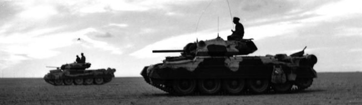 The Afrika Korps at El Alamein: Beginning of the End