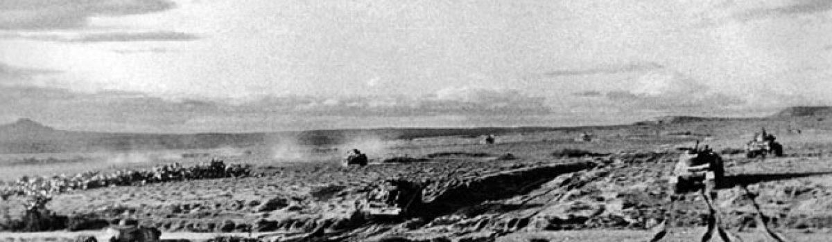 American Tank Destroyers at El Guettar