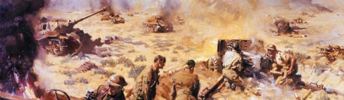 "Rommel's Failed Gamble: The ""Six Days' Race"""