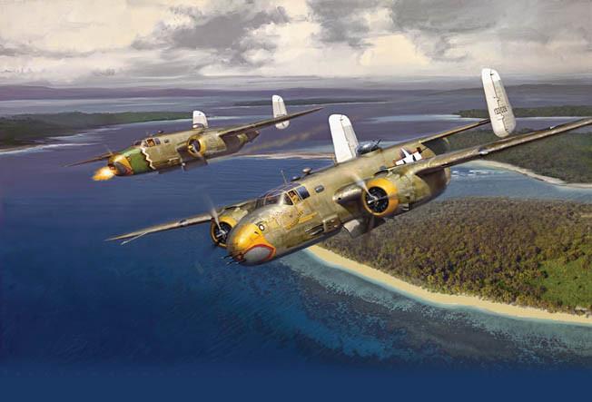 W-Feb17 Flight-Hell LEAD