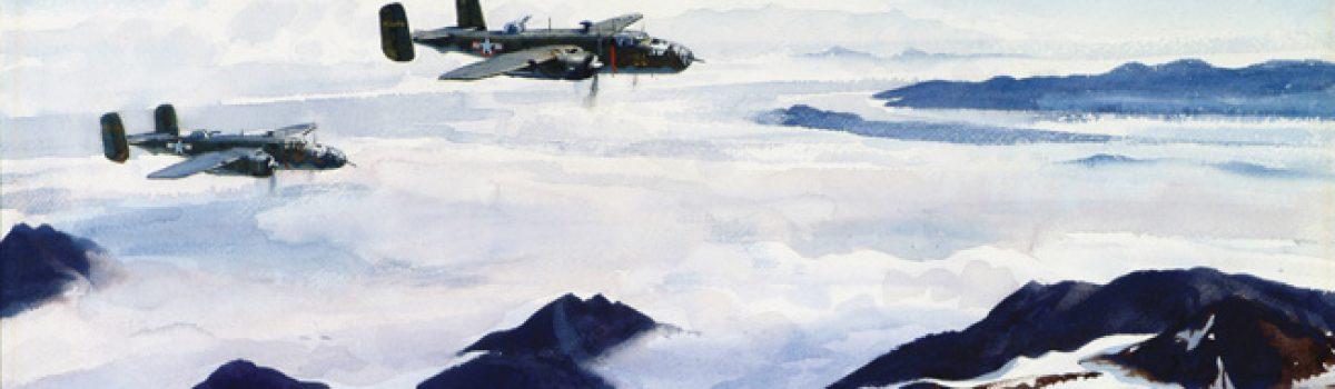 Fog of War in the Aleutians