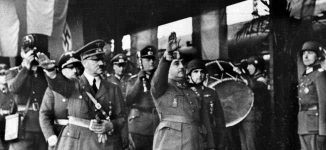 Spanish dictator Francisco Franco held Hitler and the Nazi regime at arm's length throughout the war.