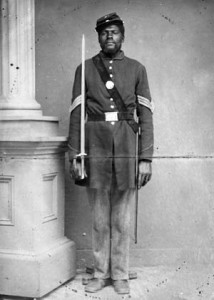Sergeant Henry F. Steward received wounds that proved fatal two months later.