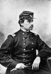 Colonel Robert Gould Shaw was killed in the gallant assault.