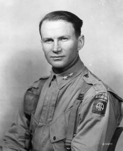 Maj. Gen. James M. Gavin.