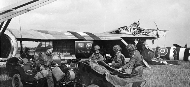 The Glider Regiment took part in some of the most hazardous operations of World War II.