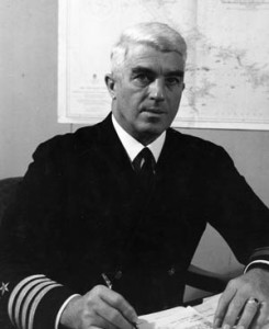 Rear Admiral Daniel J. Callaghan.
