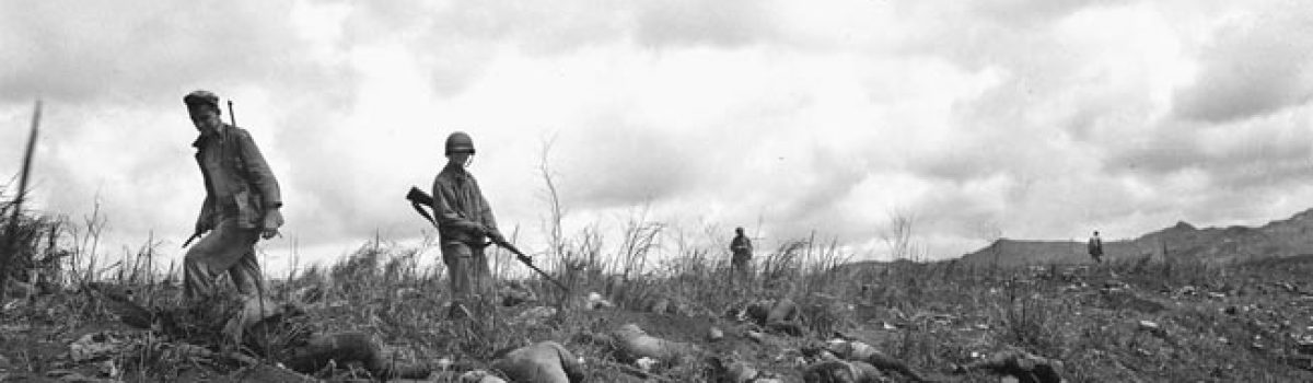 Liberating Guam