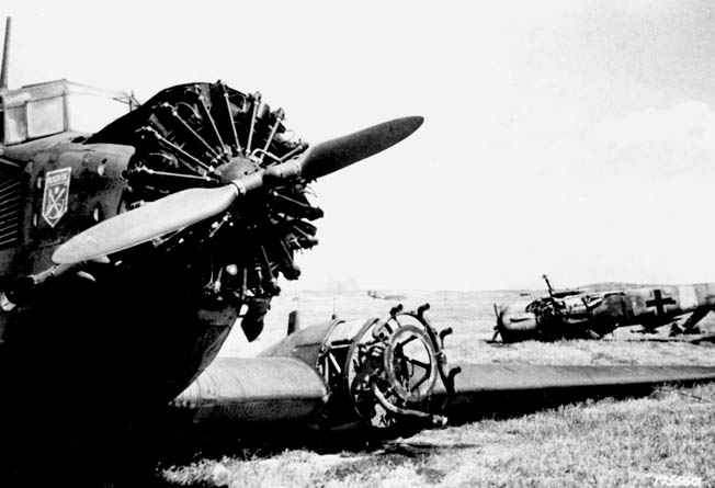 An American armored battalion's introduction to combat resulted in two victories.