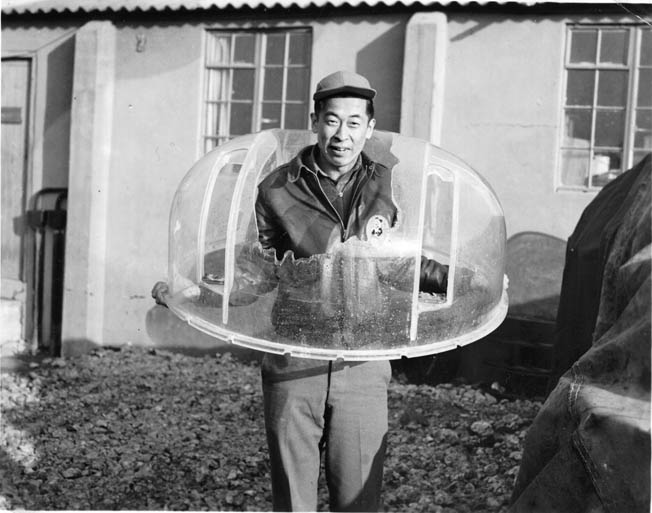 Ben Kuroki flew with the U.S. army air forces in four theaters of World War II.