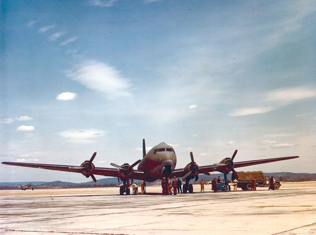 """The """"Hump"""" that ultimately gave the airlift its name was the Santsung Range, a long ridge that reached 15,000 feet in places and lay between the Salween and Mekong River valleys on the Burma-China border."""